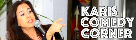 Karis Comedy Corner web small