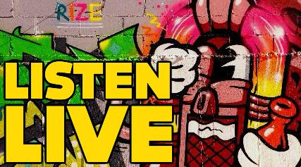 LISTEN LIVE chip